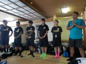 2016GK合同キャンプU-15/12~出...